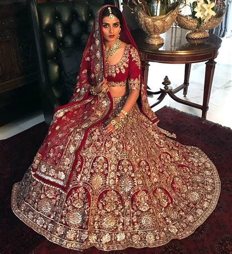 Bridal Wear Dresses by Top 10 Indian Bridal Wear Designers Indian Bridal Wear