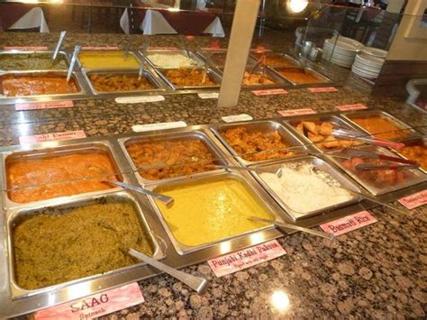 lunch buffet picture of flavor of india oro valley