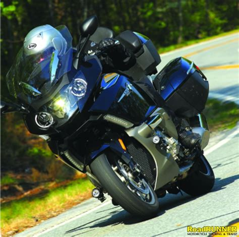 Bmw Motorrad Usa Online Store by 2012 Bmw K 1600 Gt And Gtl Roadrunner Motorcycle Touring