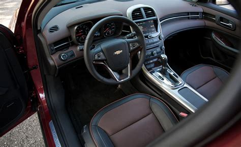 2013 chevrolet malibu ltz interior photo