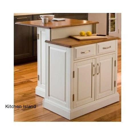 white kitchen island modern  tier  standing