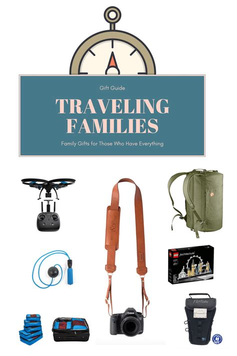 gifts for the family gifts for the traveling family who have everything