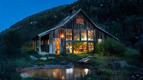 hot new house top 5 luxurious log cabins in the us travefy