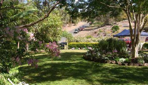 a classic australian country garden