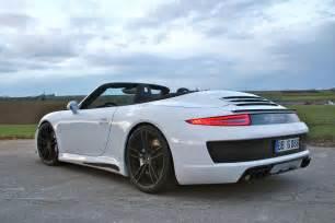 Porsche 911 S Convertible Gemballa Porsche 911 S Convertible Car Tuning