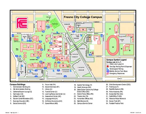 fresno city college map the cheese reporter 08 16 10