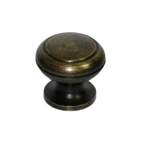 gado gado knobs 3 4 inch diameter unlacquered antique