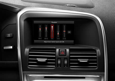 volvo xc60 audio system interior screen premium sound audio system multimedia