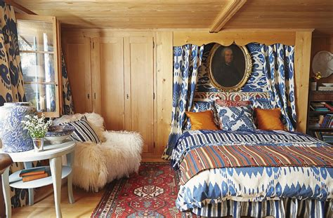 wanderlust bedroom 6 ideas for decorating with pattern from michelle nussbaumer