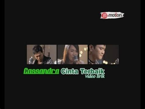 download mp3 cassandra cinta terbaik gratis cassandra cinta terbaik with lyric lirik karaoke youtube