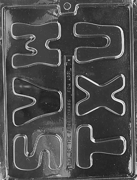 Letternumber Choc Mold 17 best images about chocolate mold letters numbers on models alphabet letters