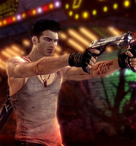 devil may cry tattoo i want to what that on his arm says dmc