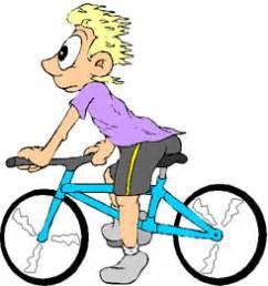 bicicletta clipart andare in bicicletta cliparts