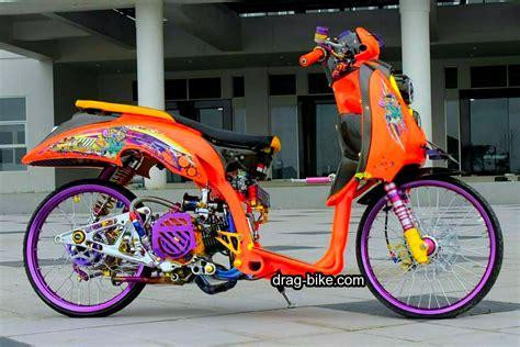 Lu Proji Scoopy Fi modifikasi motor scoopy fi thailand automotivegarage org