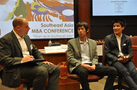 Mba In Southeast Asia by Sea Mba Weekend 2018