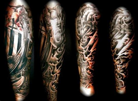 viking tattoo sleeve designs viking images designs