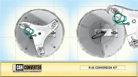 convert can light to ceiling fan convert recessed can light to ceiling fan