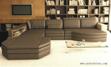 free shipping coffee color sofa set customized color size