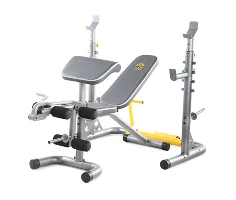 multipurpose weight bench golds gym xrs20 multipurpose olympic weight bench