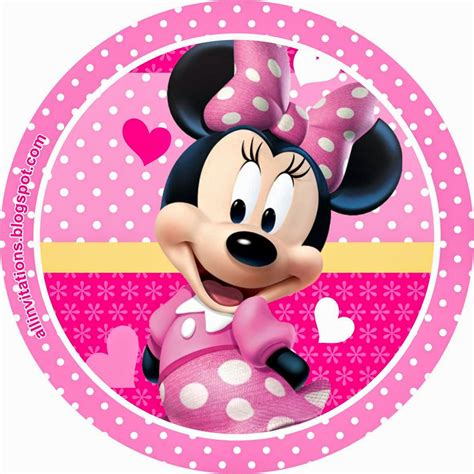 imagenes de kitty y mimi kit imprimible minnie mouse all invitations