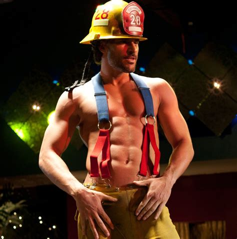 joe mangiello fireman magic mike big dick richie