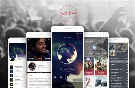 aptoide rexdl audio beats music player premium 2 7 5 apk for android