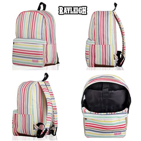 Ransel Daily Backpack Rayleigh Bag jual ransel rayleigh coyote basic series foxyrocks