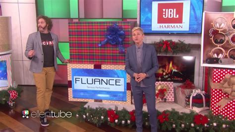 Ellen Giveaways Youtube - fluance rt81 on ellen s 12 days of giveaways youtube