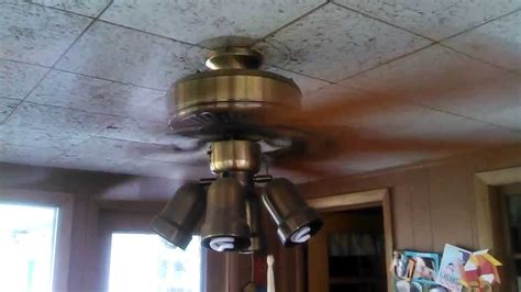 design house fans design house manhattan ceiling fan youtube