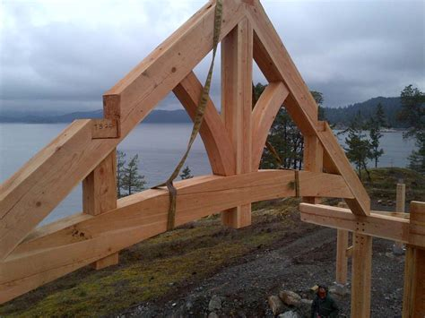 what is an a frame house timber frame home construction