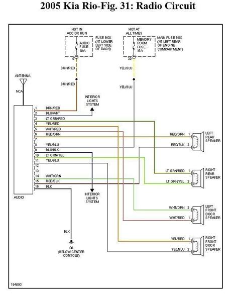 2007 kia spectra wiring diagram remove replace valve cover gasket kia spectra 1 8l engine