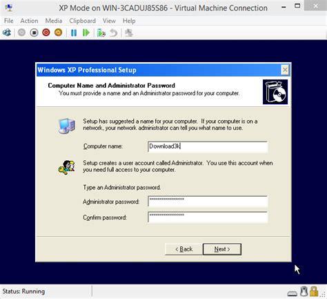 installing xp windows 10 how to add an xp mode virtual machine to windows 10 or 8