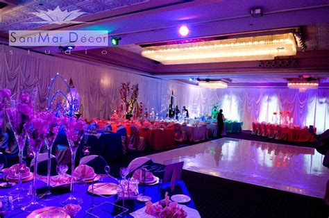 decorations for a room venues