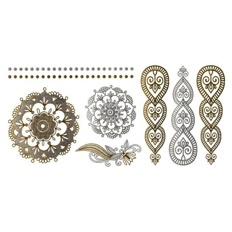 gold sheets for jewelry 1000 ideas about henna inspired tattoos on