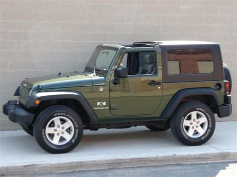 automobile air conditioning service 2008 jeep wrangler interior lighting buy used beautiful 2008 jeep wrangler x 4wd 6 speed hardtop sport utility 2 door 3 8l in