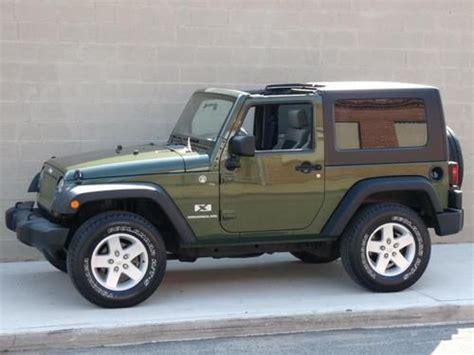 Jeep Three Hardtop Buy Used Beautiful 2008 Jeep Wrangler X 4wd 6 Speed