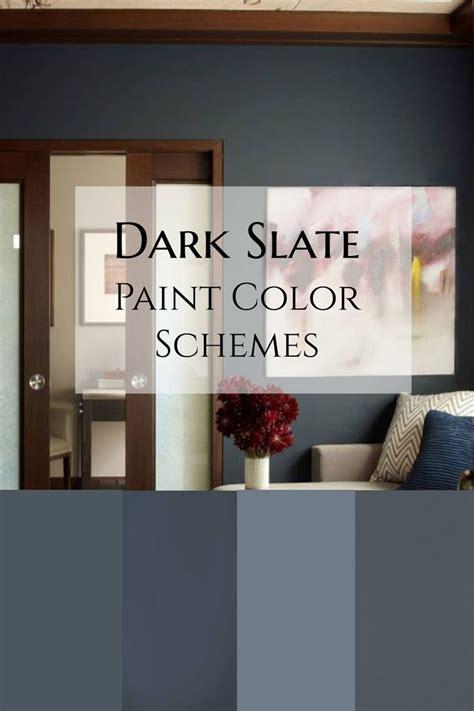 room redo dark blue grey wall color ideas blue wall
