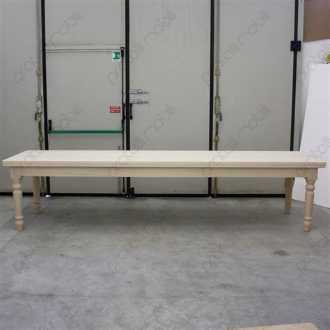 mobili grezzi pratelli mobili grezzi by pratelli tavolo grezzo allungabile x con