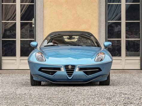 alfa romeo disco volante spider alfa romeo disco volante spider the awesomer