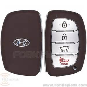 How To Unlock A Hyundai Elantra Without Key 2013 2016 Hyundai Elantra Smart Key 4b Trunk Sy5mdfna433