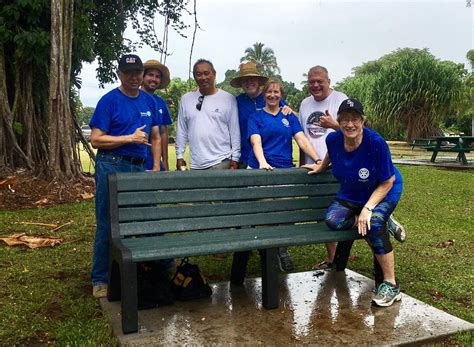bench at the bay a busy july 2017 rotary club of hilo