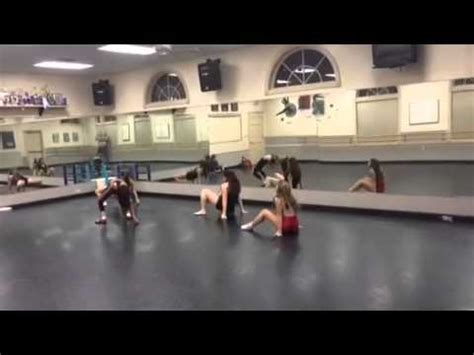 tutorial dance river lyrical combo great dance tutorial and demonstration