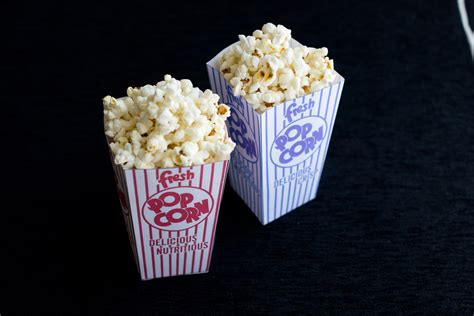 popcorn boxes  steps  pictures wikihow