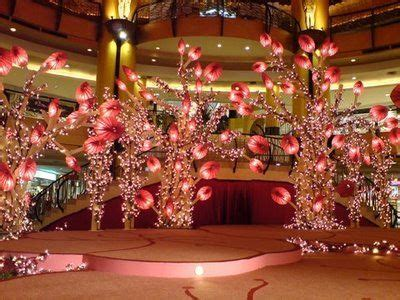 Chinese New Year Decoration Sunway Pyramid With