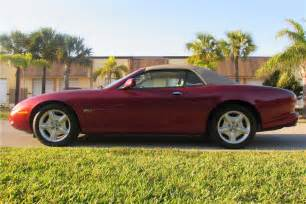 Jaguar 1997 Xk8 1997 Jaguar Xk8 Convertible 184635