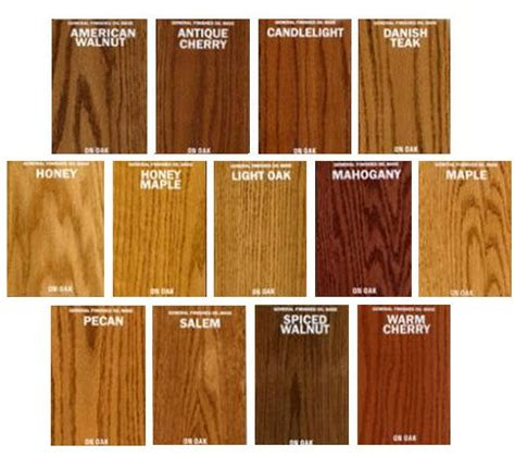 general finishes gel stain color chart general finishes base stain general finishes