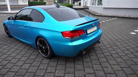 3m Autofolie Blau by Folie Folierung 3m 1080 G327 Gloss Atlantis Blue Blau Auf