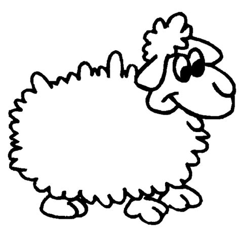 Sheep Coloring Pages Coloringpages1001 Com Colouring Pages Sheep