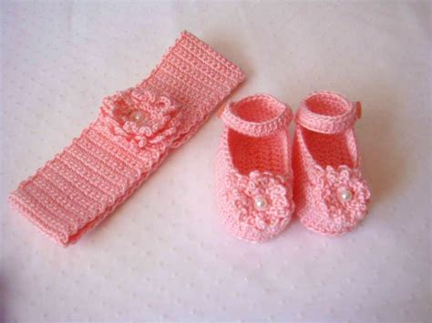 Handmade Crochet - handmade crochet baby shoes vintage inspired baby the
