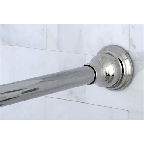 expandable shower curtain rod chrome adjustable shower curtain rod ebay